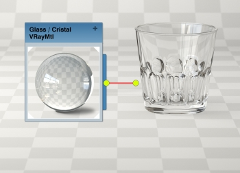 Cristal - VRay